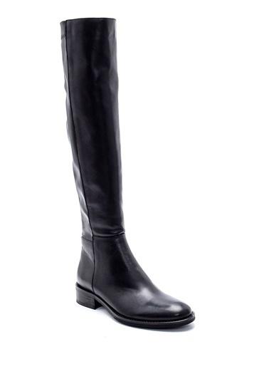 Derimod Kadın Çizme (116-3505) Klasik Siyah